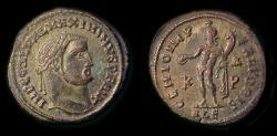 Ancient Coins - Roman Egypt: Maximinus II