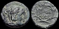 Ancient Coins - Thracian Kingdom: Lysimachos