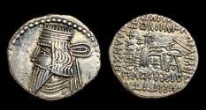 Ancient Coins - Parthia: Pacorus I