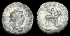 Ancient Coins - Rome: Valerian II