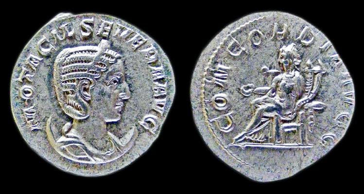 Ancient Coins - Otacilia Severa