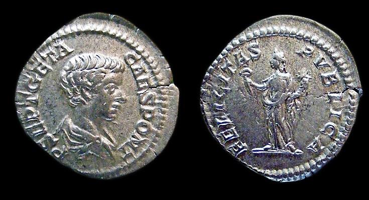 Ancient Coins - Geta