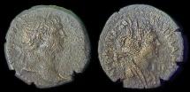 Ancient Coins - Cilicia, Anazarbos: Trajan / Marciana