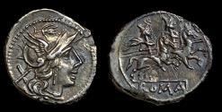Ancient Coins - Roman Republic: Anonymous