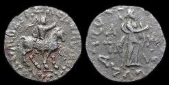 Ancient Coins - Indo-Scythian: Azes