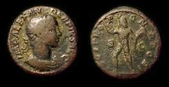 Ancient Coins - Severus Alexander