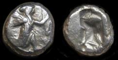 Ancient Coins - Persian Achaemenid: Lydia