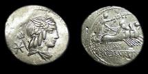 Roman Republic:  L. Julius Burso