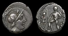 Ancient Coins - Roman Republic: C. Malleolus