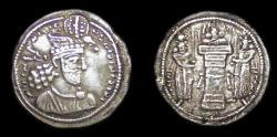 Ancient Coins - Sasanian: Hormazd II