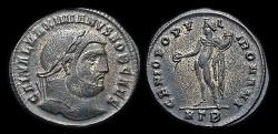 Ancient Coins - Galerius as Caesar