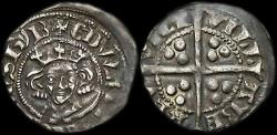 World Coins - England: Edward I or Edward II