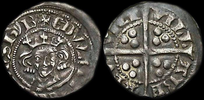 World Coins - England: Edward I or Edward II