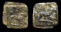Ancient Coins - Rome: Lead Tessera