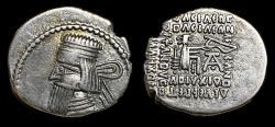 Ancient Coins - Parthia: Gotarzes II