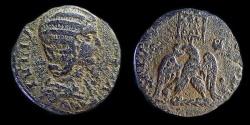Ancient Coins - Phoenicia, Tyre: Julia Domna / Legio III Gallica