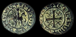 Ancient Coins - Armenian Cilicia: Smpad