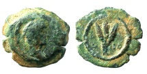 Ancient Coins - A Small bronze coin from Alexandria