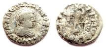 INDIA, INDO-GREEK: Dionysios silver drachm. Very Rare and CHOICE.