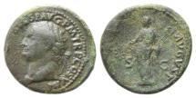 Ancient Coins - Roman Empire, AE As, Titus, VF-