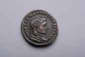Ancient Coins - Ancient Roman Follis Coin of Constantine the Great - 310 AD