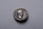 Ancient Coins - Ancient Roman Silver Denarius Coin of Emperor Vitellius - 69 AD