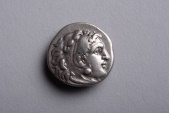 Ancient Coins - Fine Style Ancient Greek Silver Drachm Coin of King Philip III Arrhidaeus - 323BC