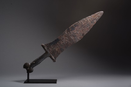 Ancient Coins - Ancient Roman Pugio Dagger - 50 AD