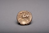 Ancient Coins - Ancient Celtic Rose Gold Stater Coin of King Dubnovellaunos - 5 BC