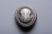 Ancient Greek Silver Stater Coin from Thebes Boeotia - 395 BC