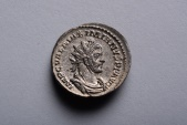 Ancient Coins - Ancient Roman Antoninianus Coin of Emperor Maximianus - 286 AD
