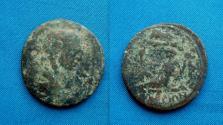 Ancient Coins - Caracalla Bronze Medallion AE35 mm
