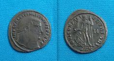 Ancient Coins - Licinius I. AE Follis. Cyzicus, 23mm