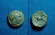 Ancient Coins - Kings of Macedon, Philipp II AE18