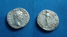 Ancient Coins - Marcus Aurelius Denarius
