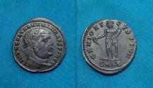Ancient Coins - Galerius Maximian AE 26mm, Follis, RARE
