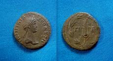 Ancient Coins - Poppaea, AE22