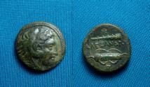 Ancient Coins - Greek, Alexander III The Great AE18