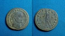 Ancient Coins - Licinius I AE26 Follis, Cyzicus