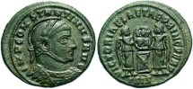 Ancient Coins - Constantine I, AE3, 318-319, Siscia, Officina 3 - RIC VII, 54