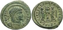 Ancient Coins - Constantine I, AE3, 319-320, Siscia, Officina 3 - RIC VII, 93