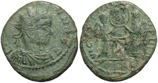 "Ancient Coins - ""Constantine II"", AE3, 320, London mint type, VLPP Issue"