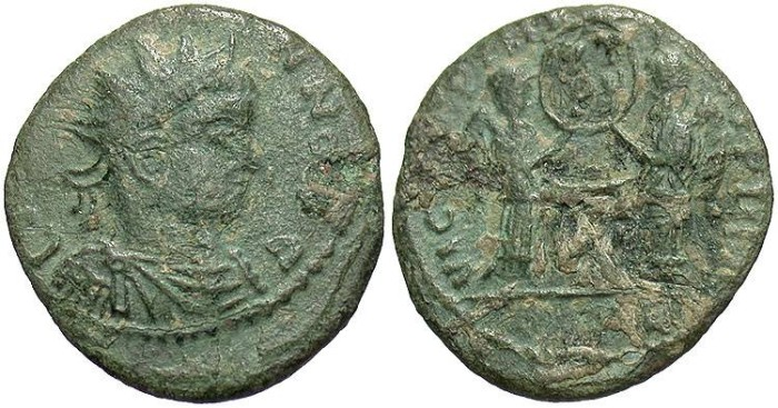 """Ancient Coins - """"Constantine II"""", AE3, 320, London mint type, VLPP Issue"""