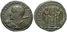 Ancient Coins - Constantine I, AE3, 318-319, Ticinum, Officina 2 - RIC VII, 83