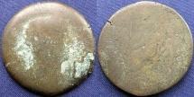 Ancient Coins -  Roman Provincial, Egypt-Alexandria, Trajan, AE Drachm, 98-117 (Uncertain date) - Emmett 588