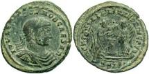 Ancient Coins - Crispus, AE3, 319, Siscia, Officina 4 - RIC II, 63