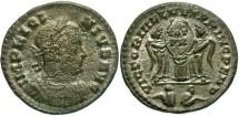 Ancient Coins - Licinius I, AE3, 319-320, Lugdunum - RIC VII, 70