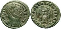 Ancient Coins - Licinius I, AE3, 319, Siscia, Officina 2 - RIC VII, 86