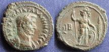 Ancient Coins - Roman Provincial, Egypt-Alexandria, Gallienus, Billon Tetradrachm, 264/265 (Year 12, Sole Reign) - Emmett 3796; Milne 4098; Curtis 1578-1579; BMC 2164; Dattari 5228