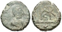 Ancient Coins - Marcian, AE4, August 24, 450-January 31 (?), 457, Cyzicus - RIC X, 561